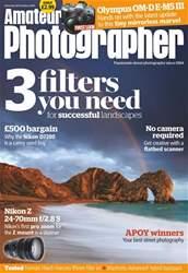 Amateur Photographer Magazine Cover