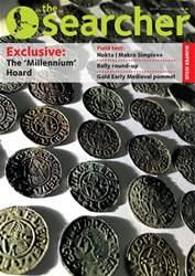The Searcher Magazine Cover