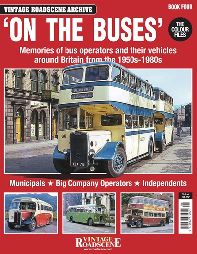Vintage Roadscene Archive - Buses Preview