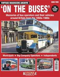 Vintage Roadscene Archive - Buses Magazine Cover