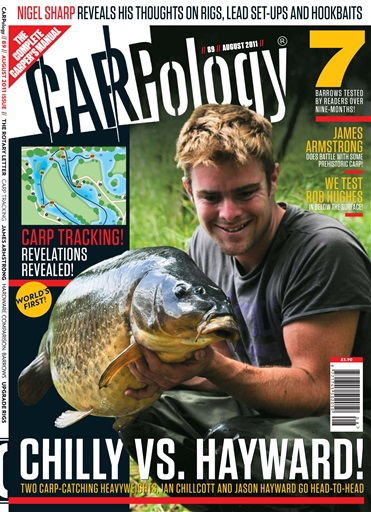 CARPology Magazine Preview