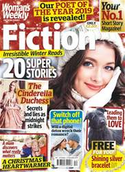 Womans Weekly Fiction Special Magazine Cover