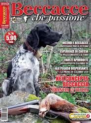 BECCACCE CHE PASSIONE Magazine Cover