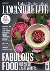 Lancashire Life Magazine Cover