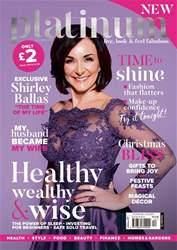 Platinum Magazine Cover