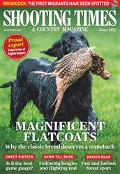 Shooting Times & Country Magazine Cover