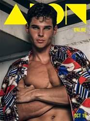 Adon Magazine Magazine Cover