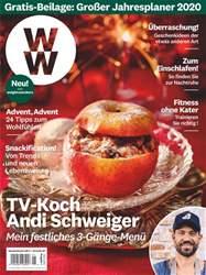 WW Magazin Deutschland Magazine Cover