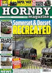 Hornby Magazine Magazine Cover