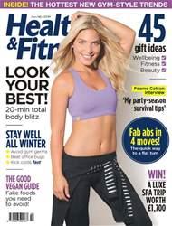 Women's Fitness Magazine Cover