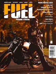 Fuel Magazine Magazine Cover