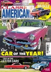 Classic American Magazine Magazine Cover