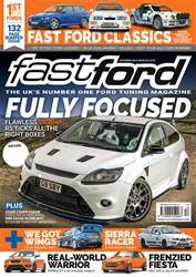 Fast Ford Magazine Cover