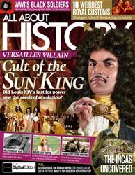 All About History Magazine Cover