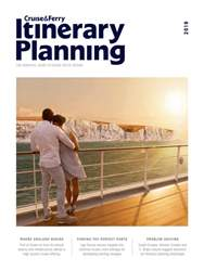 Int Cruise & Ferry Review Magazine Cover