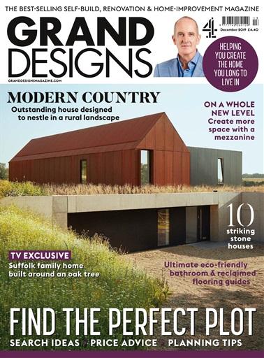 Grand Designs Magazine Dec 2019
