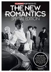 Classic Pop Presents Magazine Cover