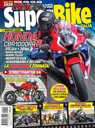 Superbike Italia Magazine Cover