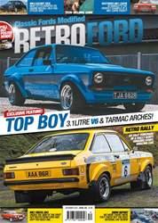 Retro Ford Magazine Cover