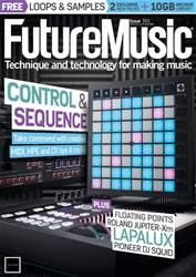 Future Music Magazine Cover