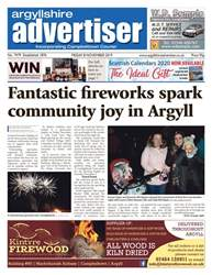 Argyllshire Advertiser Magazine Cover