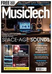MusicTech Magazine Cover