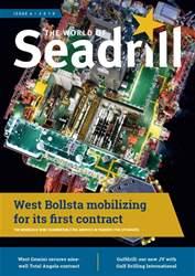 The World of Seadrill Magazine Cover