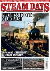 Steam Days Magazine Cover
