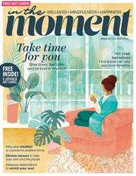 In The Moment Magazine Cover
