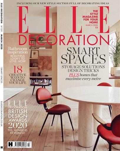 Elle Decoration Magazine Mar 2020 Subscriptions Pocketmags