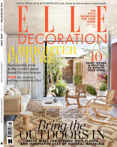 Elle Decoration Magazine Jun 2020 Subscriptions Pocketmags
