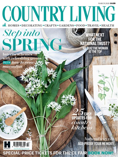 Country Living Magazine Mar 2020 Subscriptions Pocketmags