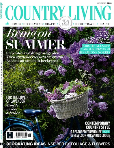 Country Living Magazine Jun 2020 Subscriptions Pocketmags