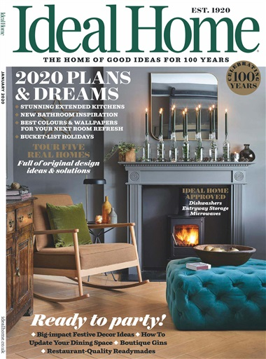 Ideal Home 2020.Ideal Home Magazine