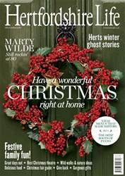 Hertfordshire Life Magazine Cover