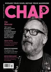 Chap Magazine Cover