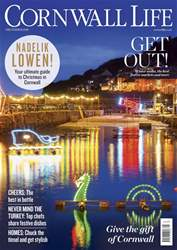 Cornwall Life Magazine Cover