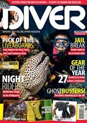 DIVER Magazine Cover