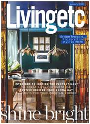 Living Etc Magazine Cover