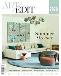 Art Edit Magazine Cover