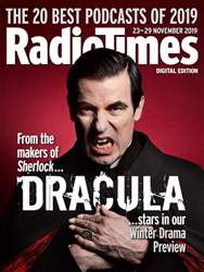 Radio Times Magazine Cover