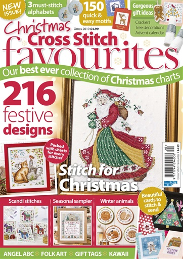 Cross Stitch Favourites Preview