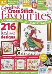 Cross Stitch Favourites Magazine Cover
