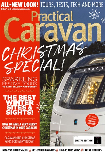 Home Selling Tips 2020.Practical Caravan Magazine