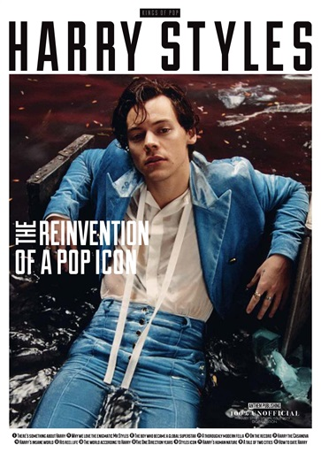 Pop Stars Digital Issue