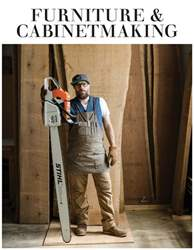 Furniture & Cabinetmaking Magazine Cover