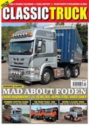 Classic Truck Magazine Cover