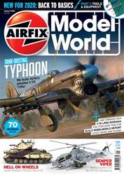 Airfix Model World Magazine Cover