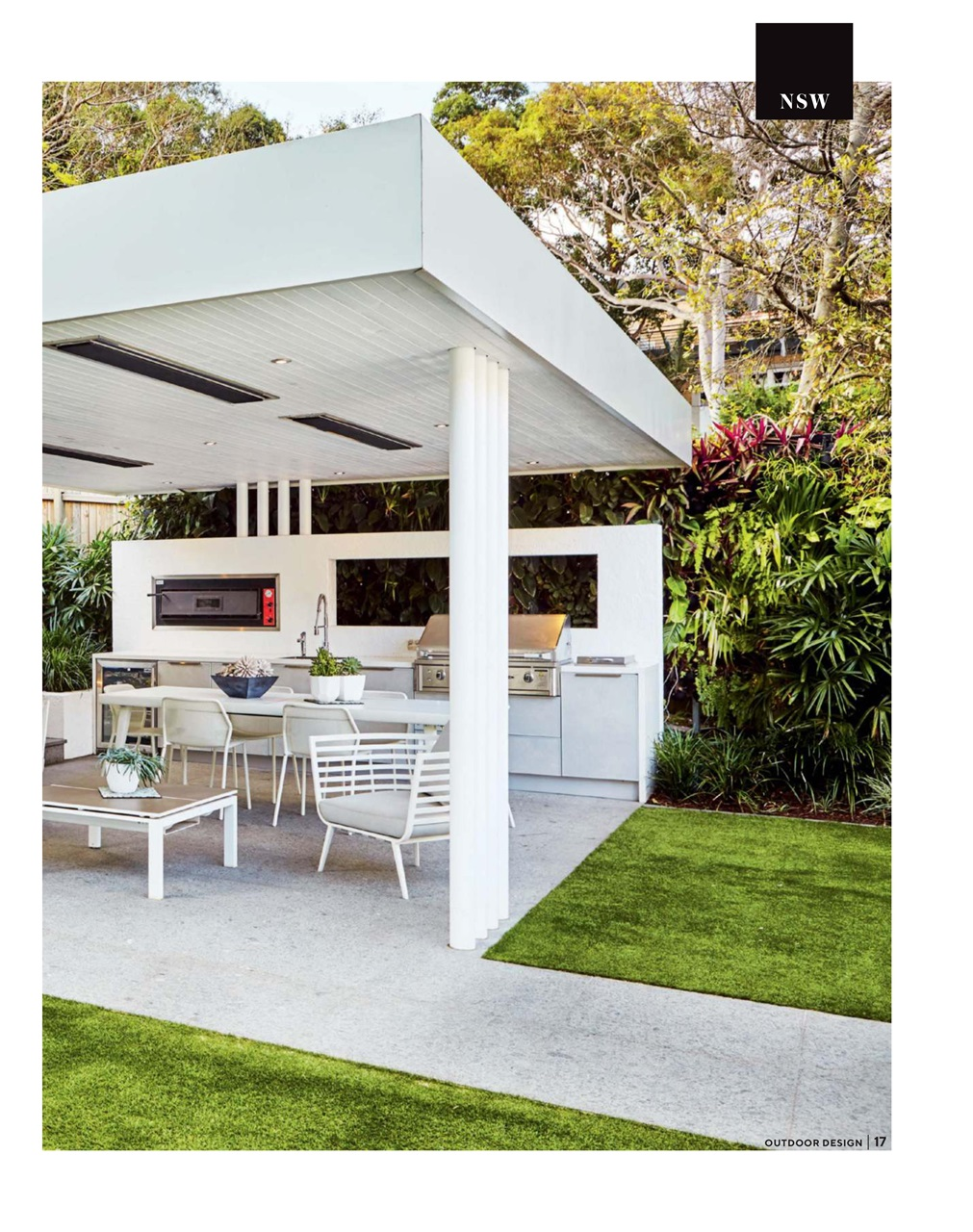 Outdoor Design & Living Magazine - ISSUE 39 Subscriptions ...