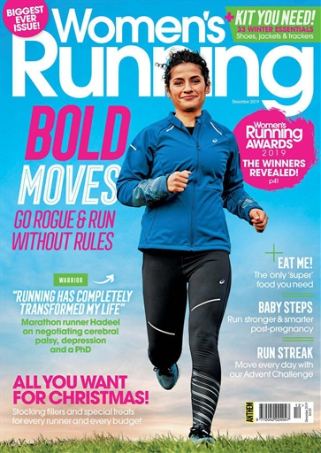 Women's Running December 2019